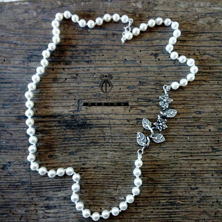Collana perle di Maiorca