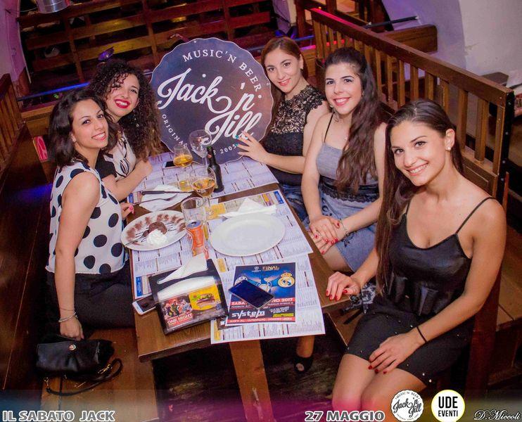 il SABATO JACK - THE LAST NIGHT 27 05 2017