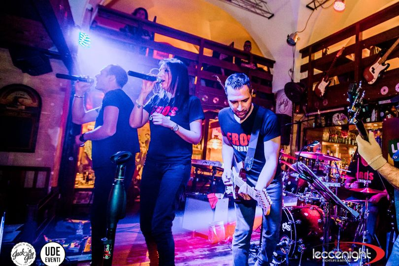 EROS LIVE TRIBUTE BAND - 13 APRILE - JACK'N JILL